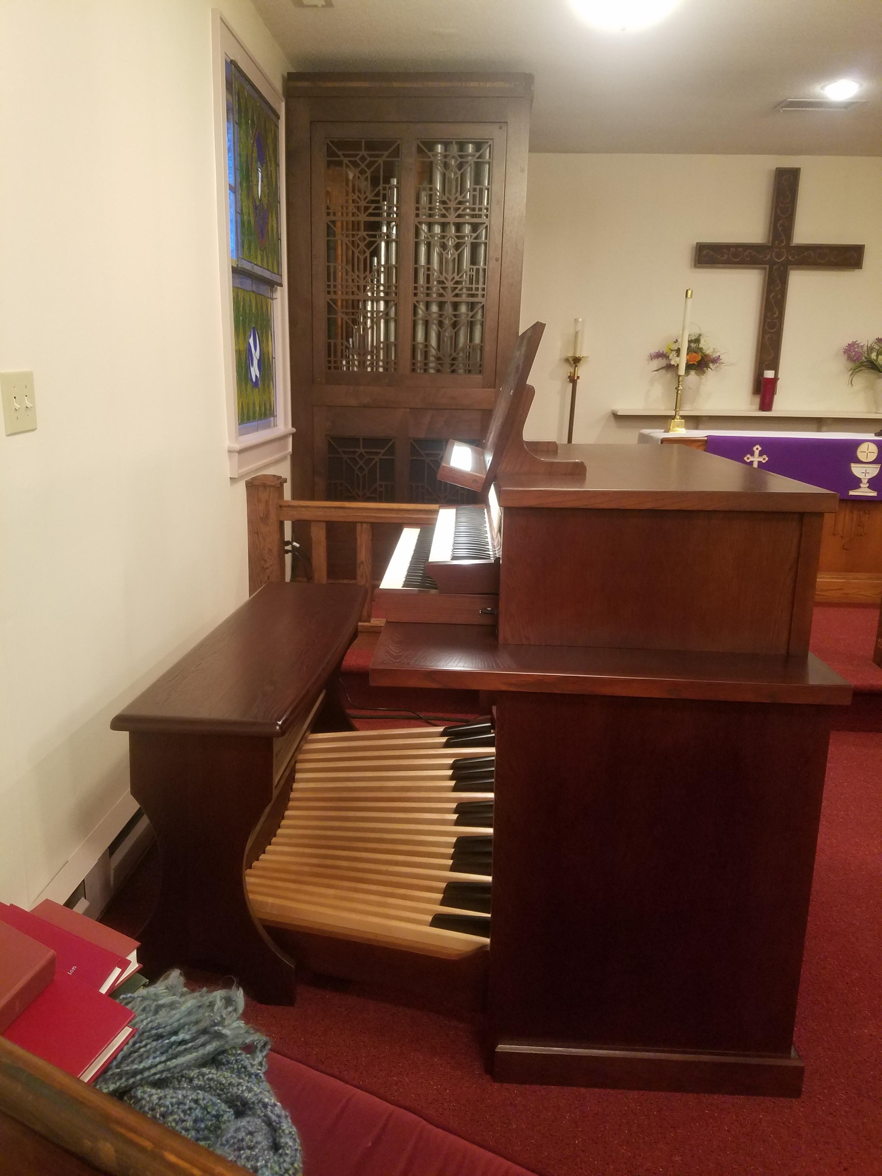 Opus 147 | Church of the Saviour | Newland, NC - Cornel Zimmer Organ ...