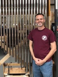 Chip Mays, Cornel Zimmer Organ Builders